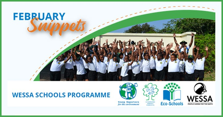 WESSA International Schools Programme - Feb 2020
